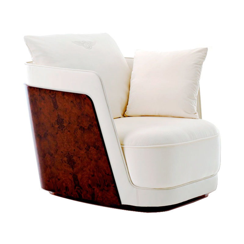 宾利单人沙发(头层真皮)