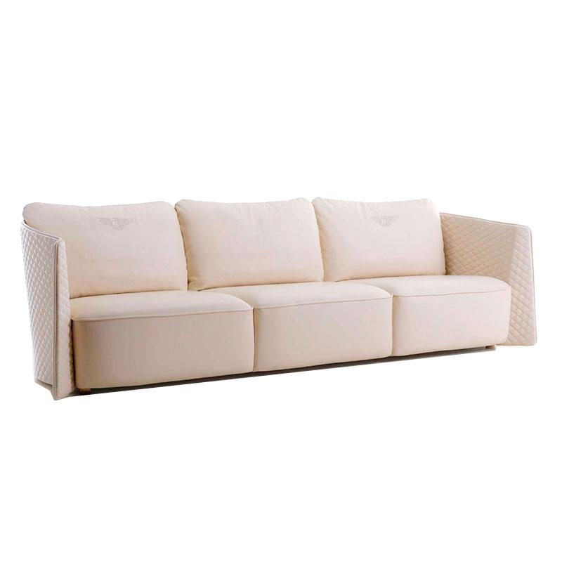 宾利三人位沙发(头层真皮)
