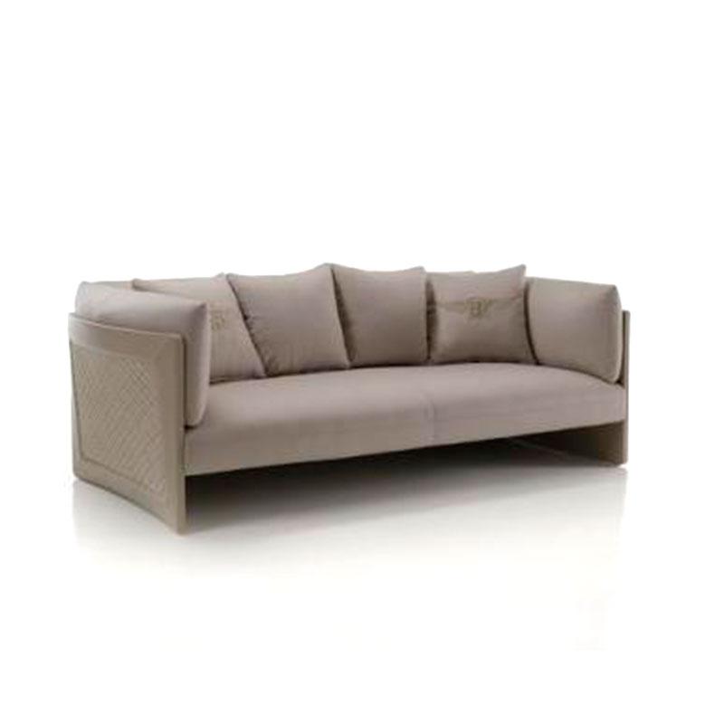 宾利四人位沙发(头层真皮)