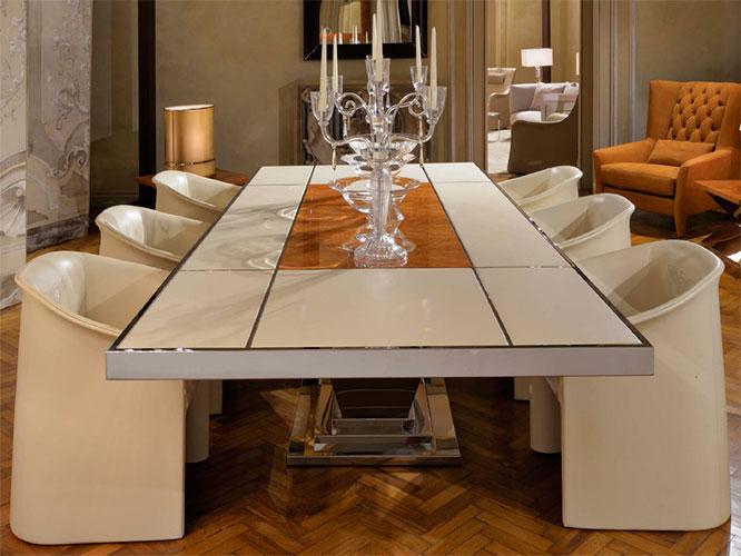 宾利餐桌餐椅