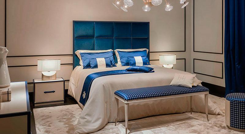 heritage家具案例卧室
