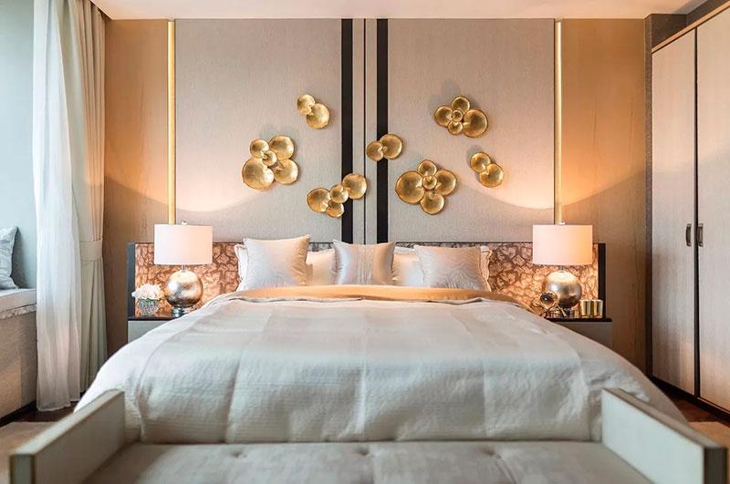 卧室|裕华·四期--220m²