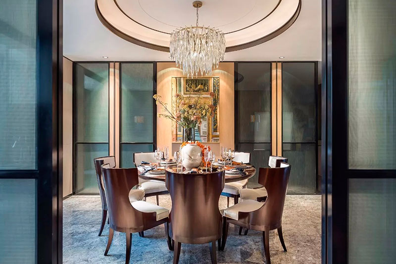 餐厅|裕华·四期--220m²