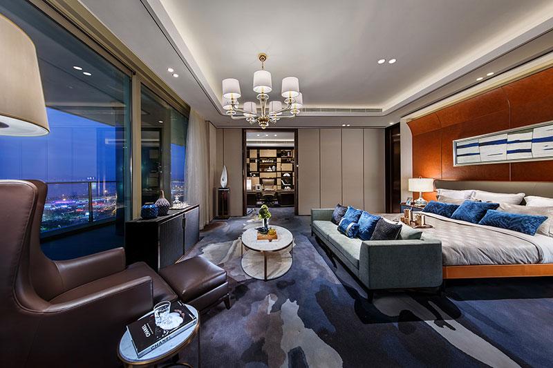 新中式|卧室系列