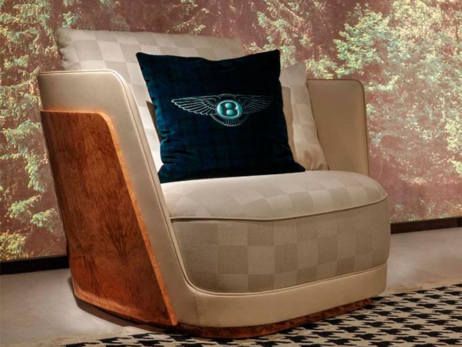 宾利沙发单人位ZB-03