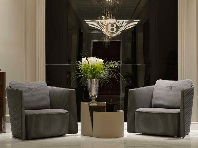 宾利单人沙发-B03