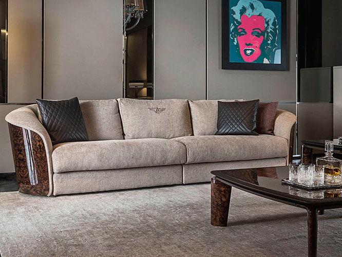 宾利多人沙发-B11