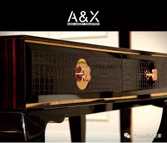 大牌鉴赏|A&X家具——后现代新装饰主义艺术的典范
